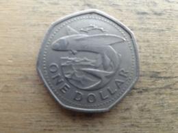 Barbades  1  Dollar  1989  Km 14.2 - Barbades