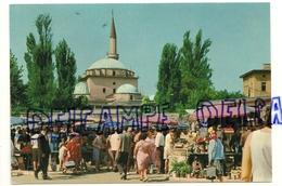 Sarajevo. Bas-carsija. Marché. Verso Timbré - Serbie