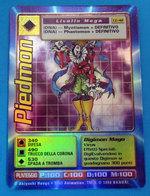 DIGIMON  PIEDMON 1999 BANDAI CARDS - Trading Cards