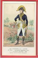 UNIFORME 1e EMPIRE LE GENERAL LECLERC 1802 MARI DE PAULINE BONAPARTE NAPOLEON DESSIN RENE LOUIS - Uniformen