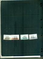 MICRONESIA BATEAUX HISTORIQUES 4 VAL NEUFS A PARTIR DE 0.60 EUROS - Micronésie