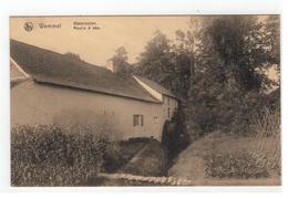 Wemmel  Watermolen  Moulin à Eau - Wemmel