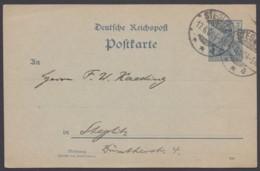 """P 44 A II, Ortsbedarf """"Steglitz"""", 17.6.00 - Deutschland"""