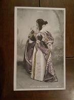 Opéra - Cléo De Mérode - M.J.S. - Carte En Bon état, Dos Bleu - Jolie Robe - Opéra