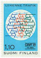 Ref. 59650 * NEW *  - FINLAND . 1981. EUROPEAN TRANSPORT MINISTERS CONFERENCE. CONFERENCIA EUROPEA DE LOS MINISTROS DE T - Nuevos