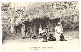 OUGANDA - UGANDA - KISUBI - Famille Chrétienne - Ed. Soeurs Missionnaires De N. -D. D' Afrique - Oeganda