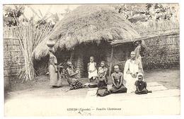 OUGANDA - UGANDA - KISUBI - Famille Chrétienne - Ed. Soeurs Missionnaires De N. -D. D' Afrique - Uganda