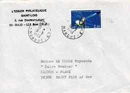 TP N° 2286 Seul Sur Enveloppe De St Lö - 1961-....