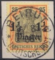 """27, Zentriert, Perfekt """"Beirut"""", 5.8.06 - Deutsche Post In Der Türkei"""