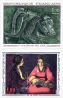 Ref. 122085 * NEW *  - FRANCE . 1966. PIECES OF ART. OBRAS DE ARTE - Francia
