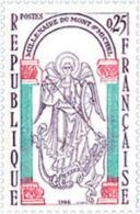 Ref. 122087 * NEW *  - FRANCE . 1966. MILLENARY OF MONT-SAINT-MICHEL. MILENARIO DE MONT-SAINT-MICHEL - Francia