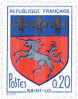 Ref. 148522 * NEW *  - FRANCE . 1966. TOWNS COATS OF ARMS. ESCUDOS DE CIUDADES - Francia