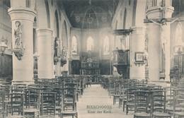 CPA - Belgique -  Bixschoote - Koor Der Kerk - Langemark-Poelkapelle