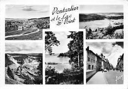 La Cluse Et Mijoux Pontarlier Malbuisson Port Titi Yvon - Pontarlier