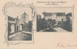 CPA - Belgique - Pensionnat Des Soeurs De Charité à Fall Mheer - Riemst