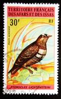 1972 AFARS ET ISSAS . YT PA68 . Lichtenstein's Sandgrouse (Pterocles Lichtensteini) - Afars & Issas (1967-1977)