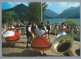 DE.- Oberbayerische Trachten Beim Seefest. - Dans