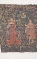 Arts - Tapisserie - Scène De La Vie Seigneuriale Vers 1500 - Edition Lapina - Musée Cluny - Fine Arts