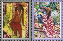 Ref. 179602 * NEW *  - FRENCH POLYNESIA . 2005. MUJERES DE LA POLINESIA - Polinesia Francesa