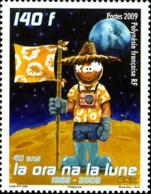 Ref. 246560 * NEW *  - FRENCH POLYNESIA . 2009. LA HORA DE LA LUNA - Polinesia Francesa