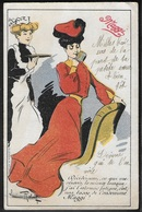 CPA PUBLICITE - Maggi, Une Tasse De Consommé - Werbepostkarten