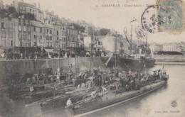 Bâteaux - Marine De Guerre - Torpilleurs - Port Granville - Guerra