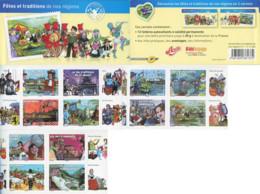 Ref. 565774 * NEW *  - FRANCE . 2011. FIESTAS Y TRADICIONES - Unused Stamps