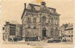 CPA - Belgique - Kapellen - Gemeentehuis - Kapellen