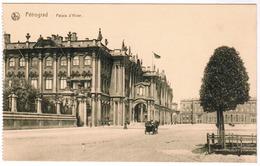 Pétrograd, Palais D'Hiver (pk55978) - Russie
