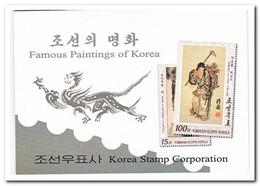 Noord Korea 2010, Postfris MNH, Paintings, Birds ( Booklet ) - Korea (Noord)