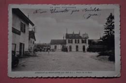 Andelot En Montagne - Place De La Gare - Frankrijk
