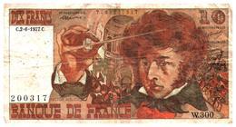 Billet  >  France > 10  Francs  1977 - 1962-1997 ''Francs''