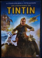 TINTIN  - Le Secret De La Licorne . - Dessin Animé