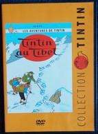 TINTIN  - Tintin Au Tibet . - Dessin Animé