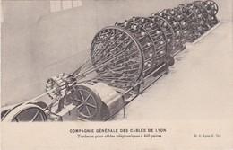 PARIS - Charliat - 53 Rue Belliard - Ecole D'Electricite Industrielle - Tordeuse Pour Câbles à 448 Paires - 2 Scannes - Distretto: 18
