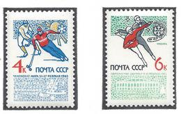 Russie - URSS - YT N° 2915 Et 2916 - Neuf Avec Charnière - Thématique Sport - 1965 - Nuevos