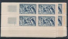 CP-252: FRANCE: Lot Avec N°859/862** (2 Séries En Bloc De 4) - Unused Stamps