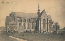 CPA - Belgique -  Gheel - Eglise Ste Dimphne - Geel