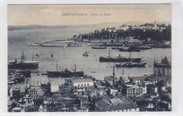 CONSTANTINOPLE. POINTE DU SEAIL. N AZIKRI. CPA CIRCA 1900s  - BLEUP - Turchia