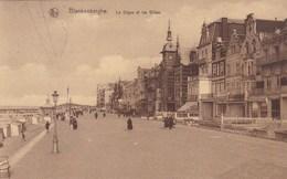 Blankenberghe, Blankenberge, La Digue Et Les Villas (pk58551) - Blankenberge