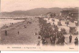 Ldiv_406 - Marseille - 331 La Plage Du Prado - Endoume, Roucas, Corniche, Plages
