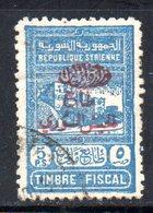 APR35 - SIRIA SYRIE 1945 ,  Yvert N. 295  Usato Con Gomma.   (2380A) . - Usati