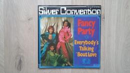 Silver Convention - Fancy Party - Vinyl-Single Von 1976 - Disco, Pop
