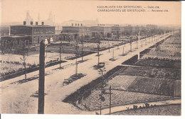 Waterschei (Koolmijnen) - Oude Cité - Genk