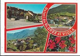 St. Gréé Di Viola (CN) - Viaggiata - Italië