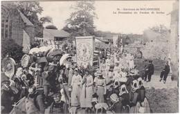 DOUARNENEZ - La Procession Du Pardon De Kerlas - Parfait état - Douarnenez