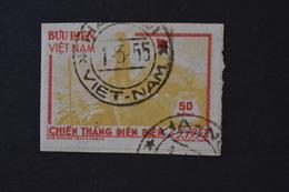 Vietnam Du Nord - 1954-56 Diên Biên Phu 7 Mai 1954 N° 79 Oblitéré - Vietnam