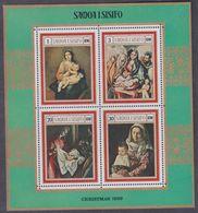Samoa BF N° 1  XX Noël, Le Bloc Sans Charnière, TB - Samoa