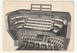 Norbertijner Abdij Tongerloo (Tongerlo) Speeltafel Van Het Orgel - Orgue De L'Abbaye De Tongerloo - Westerlo