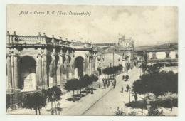 NOTO - CORSO VITT. EMANUELE VIAGGIATA 1914 FP - Siracusa